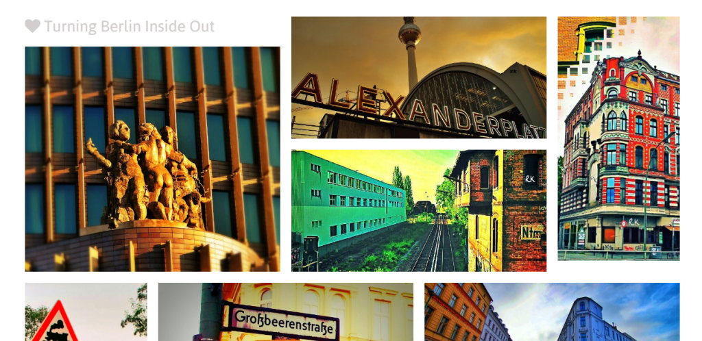 Turning Berlin Inside Out