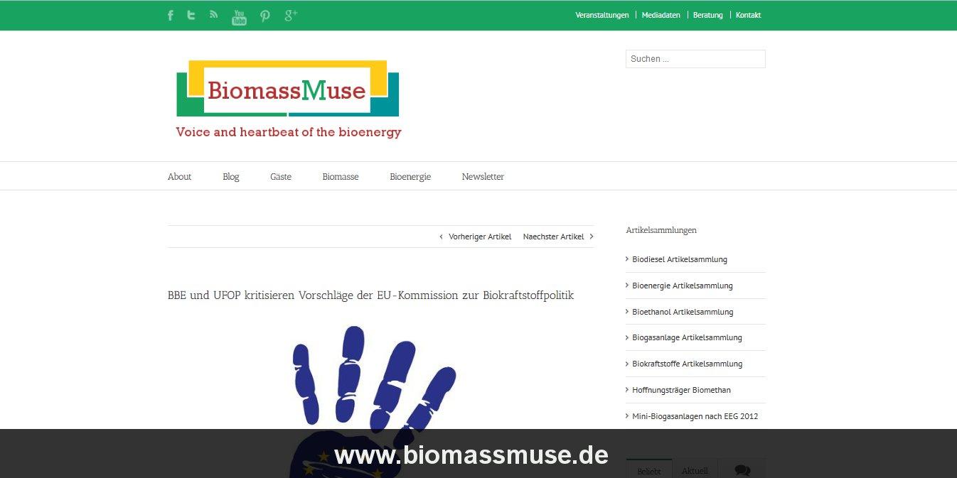 BiomassMuse