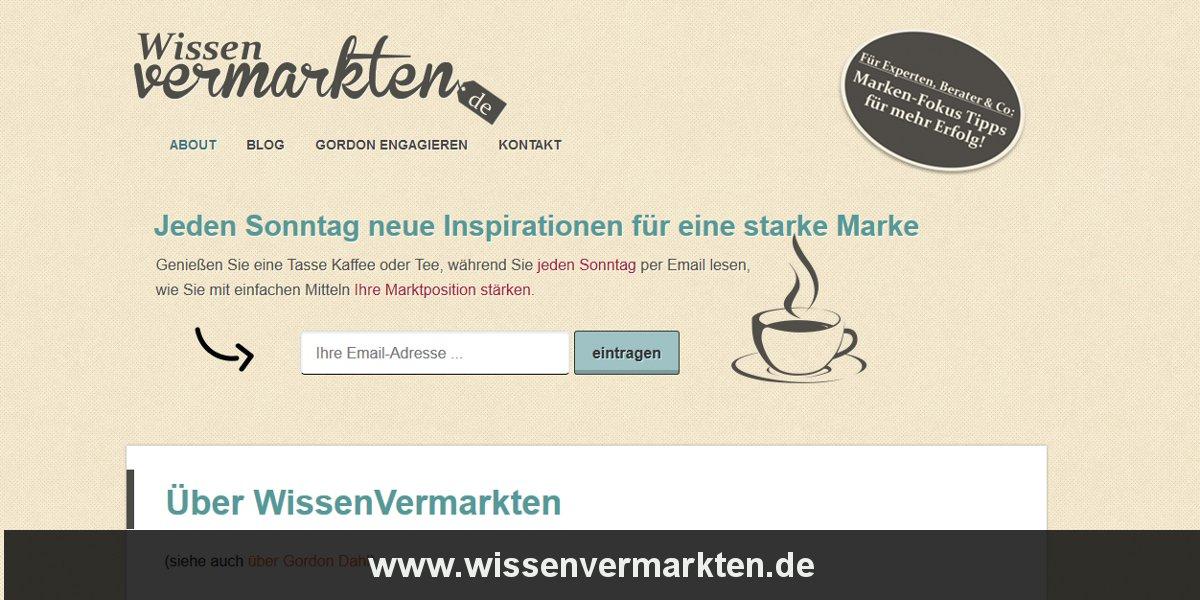 Wissenvermarkten.de