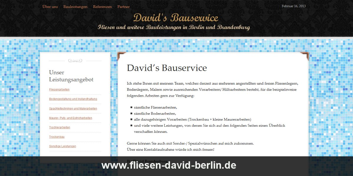 Davids Bauservice